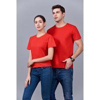 武汉广告文化衫订制,文化衫创意图案设计,圆领纯棉文化衫批发,批量文化衫现货供应,武汉亚之星制衣