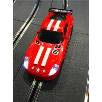 大型商用游乐设施儿童玩具室内设备遥控四轨道赛车创业项目