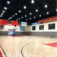 篮球场专用木地板 的铺设标准是什么