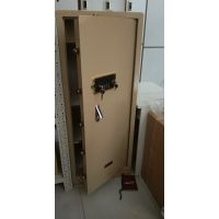 成都1.5米电子保险柜单开门保管箱坚固内用保修2年
