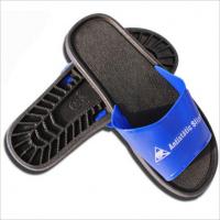 一电通/ESOCOO直销轻便防静电PVC拖鞋无尘室静电拖鞋蓝色防静电拖鞋