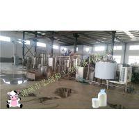 小型巴氏奶生产线 巴氏奶生产全套设备 牛奶巴氏杀菌机价格