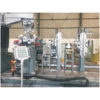 萍乡阻尼环超音频感应透热钎焊机床,大型阻尼环超音频加热整套钎焊设备
