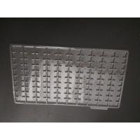 凯瑞康供应五金器件吸塑包装盒 led芯片吸塑托盘