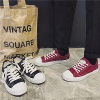 韩版潮流帆布鞋1970s低帮平底透气运动板鞋6767