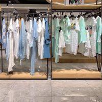 凯迪·米拉19夏北京品牌折扣女装清仓走份淘宝直播