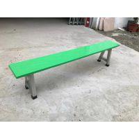 体育场休闲座椅 玻璃钢餐桌椅条凳 游泳池坐凳