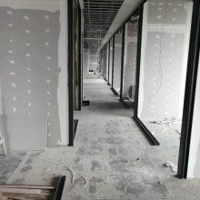 深圳美隔厂家 双层玻璃隔断墙