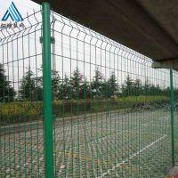 园林小区护栏网 三角折弯护栏厂家直销