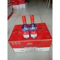 批发白酒 红星二锅头53度 250ML 24瓶装 43度750ML 500ML 红星
