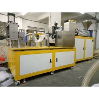 TPU流延片材挤出机 PE单螺杆挤出机 优质实验型流延膜机厂家