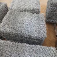 镀锌防腐铅丝笼 秦安石笼网厂 护坡铅丝石笼网批发