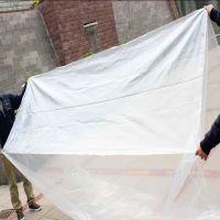 供应透明四方塑料袋 pe塑料包装袋