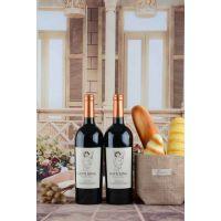 法国原瓶原装进口葡萄酒伊恩天使酒庄伊恩之歌15度重装瓶果香浓郁