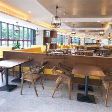 深圳北欧风实木餐椅定做,实木油漆餐桌椅直销