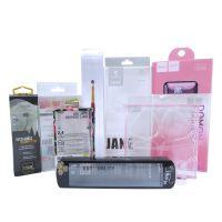 电子产品PVC胶盒定做透明礼品盒 化妆毛刷包装盒定制塑料盒