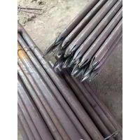 重庆隧道专用20#无缝管注浆管42*3.5钢花管