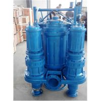 清远无阻塞雨汚泵 龙门支架专用大颗粒粉浆泵专