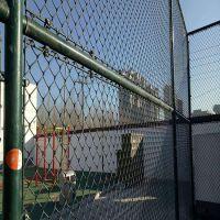 4米高篮球场围网 乒乓球场护栏网 边框勾花围栏