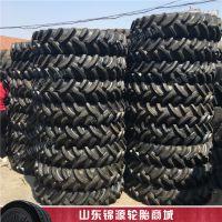 前进11.2-28 拖拉机轮胎人字加密花纹轮胎 东方红福田雷沃