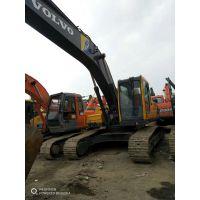 沃尔沃240BL二手挖掘机中型进口挖机