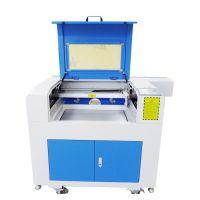 北方供应小型4060激光雕刻机皮革面料亚克力模型无纺布激光切割机