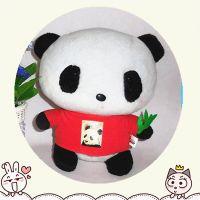 毛绒玩具厂家 创意毛绒公仔玩偶 价格实惠 送礼佳品 精美红衣熊猫
