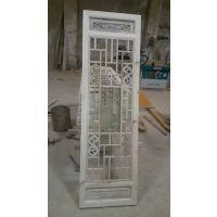 新中式房屋窗户_实木花格窗设计雕刻图案_镂空古典风格窗_仿古门窗厂