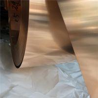 佰恒供应C5191磷铜带 厦门高弹性磷铜带