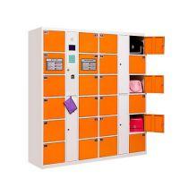 新型多功能电子存包柜;宏宝超市电子存放柜;来电咨询