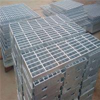 电厂平台钢格板 排水沟盖板 钢格板制造的井盖板