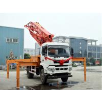 混凝土泵车 小型混凝土泵车 厂家优惠
