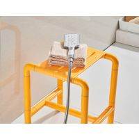 重庆洋欧耀厂家直销残疾人老年人浴凳洗澡如厕椅子卫生间浴室不锈钢扶手