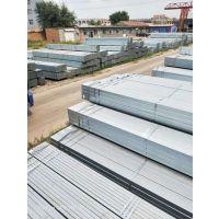 天津方管规格 国标道路栏杆方管 薄壁镀锌管