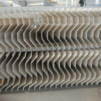 酸雾吸收塔气体处理平板除雾器多少钱一平 河北华强