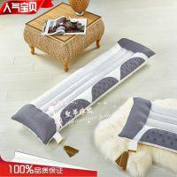 送枕套双人长枕头决明子磁疗保健长枕芯1.21.5/1.8米定型护颈包邮