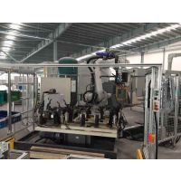 机器人焊钳系统