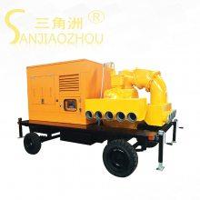 柴油机自吸化工泵/柴油机化工自吸泵型号KDZY100-100-15不锈钢材质上海黄河泵业厂家供应