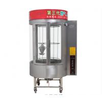 燃气木炭双用烤五花肉机器|850全电旋转烤五花肉炉子|全电无烟烤鸡烤鸭烤鱼炉