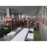 重庆火锅连锁中心厨房叶菜加工清洗线