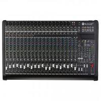 24通道 推子式 带DPS数字效果器 模拟调音台 L-PAD 24CX