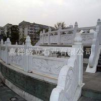 供应石雕大理石楼梯栏杆 别墅寺庙装修楼梯石头护栏