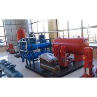 气体顶压消防给水设备CCCF认证北京消防泵厂家