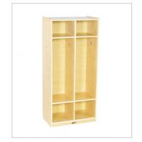 家装、建材简易家具木制5格2格可定制衣帽柜