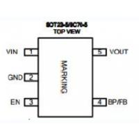 供应嘉泰姆驱动IC CXLD6471便携式射频和无线应用为电池供电系统优化超低噪声低静态电流