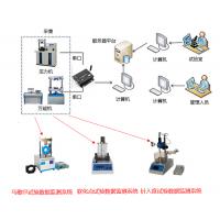 工地试验室数据采集监控系统_压力机_万能机监控_压力机万能机数据采集