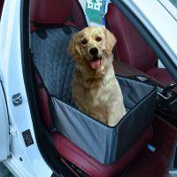 汽车宠物座垫狗狗坐垫车载加厚防水垫前排副驾驶宠物垫跨境货源