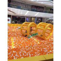 广告策划公司房地产活动海洋球池儿童项目淘气堡