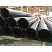 厂家直销全新料HDPE管 DN100给排水管道厂家