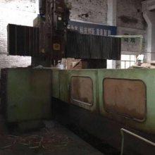 安装少用北京第一机床厂XHAD2415定梁龙门加工中心